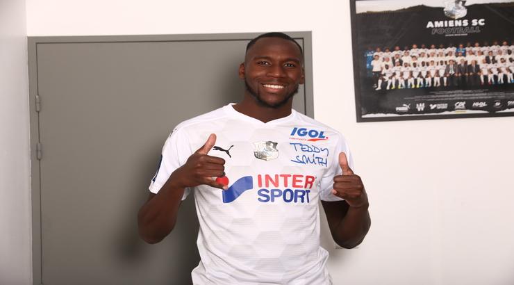 Mustapha Sangaré signe pro à Amiens !